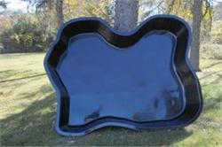 Model Ps Fiberglass Pond
